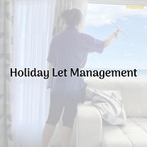 Holiday let management Macduff