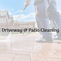 Driveway & patio Cleaning Banff
