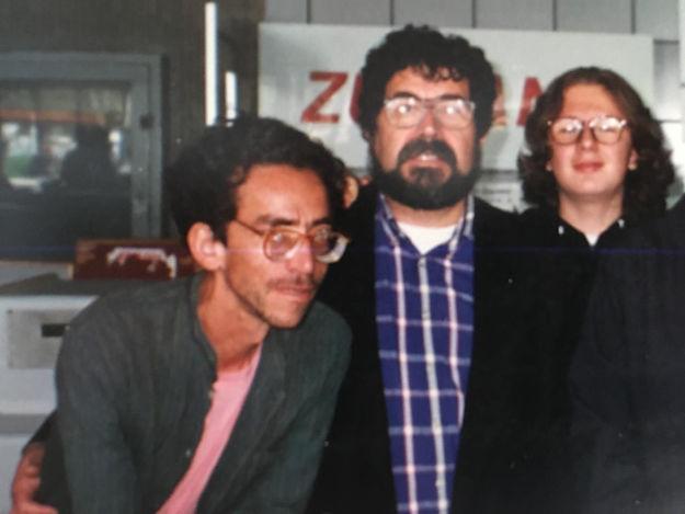 Antonio, Jaime, Camilo.