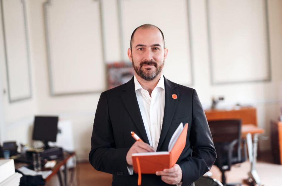Felipe Buitrago, nuevo ministro de Cultura de Colombia. /Mincultura