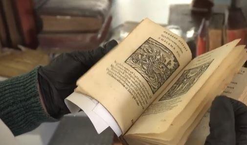 'El Sello de Amberes. Libros flamencos en Santafé, siglos XVI y XVII'