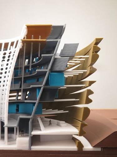 : Fpm - future p(i)eace museum. Concepto: Steven Armstrong & Edgar Guzmanruiz. Realización: Edgar Guzmanruiz. 2014