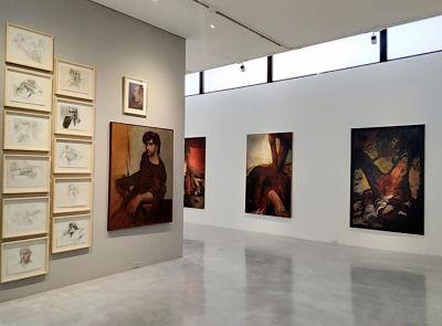 Galería El Museo presenta a Luis Caballero, 25 años después de su muerte