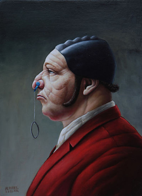 Murió el artista Alfonso Álvarez