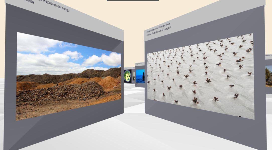 Versión 3D de Bienal Desde Aquí /https://bit.ly/37RrNf4