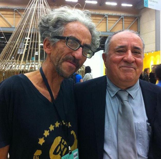 Raul Marroquín, un amigo en Holanda