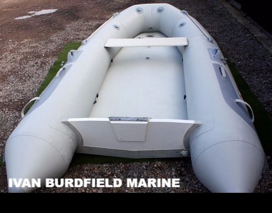 Avon 310 Used Inflatable boat