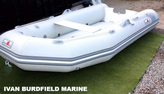 Avon 310 Used Inflatable Boats
