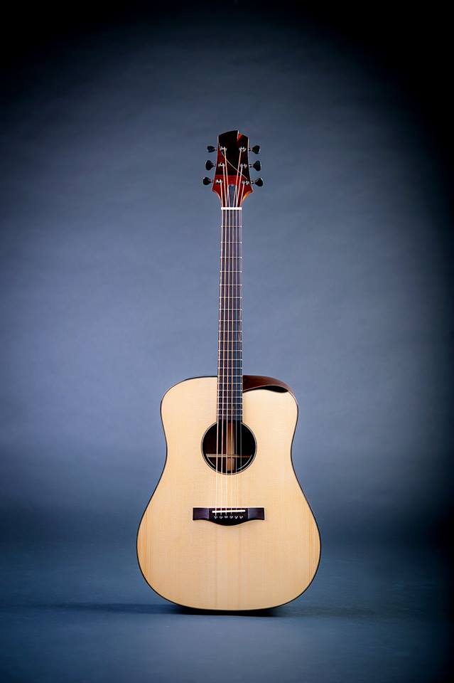 Isaac Jang Guitar  |  Dreadnought