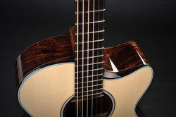 Isaac Jang Guitar     OM