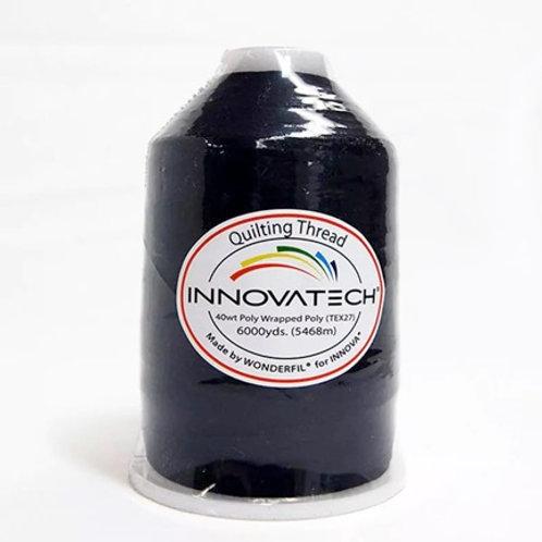 Innovatech Thread 6000 Yards Black