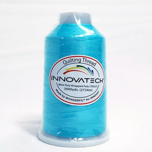 Innovatech Thread 3000 Yards Turquoise
