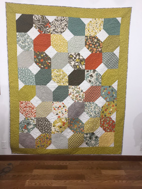 Recently Juried into World Quilt Florida 2019 show!