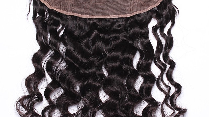 Lace frontale Deep wave Remy Hair