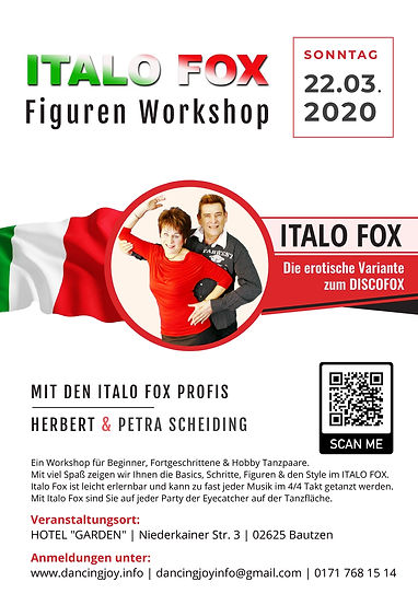 Bautzen_Plakat_ITALOFOX- Poster USA - Po