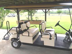 Golf Cart Rides