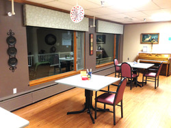 Dining Room and Healthy Meals