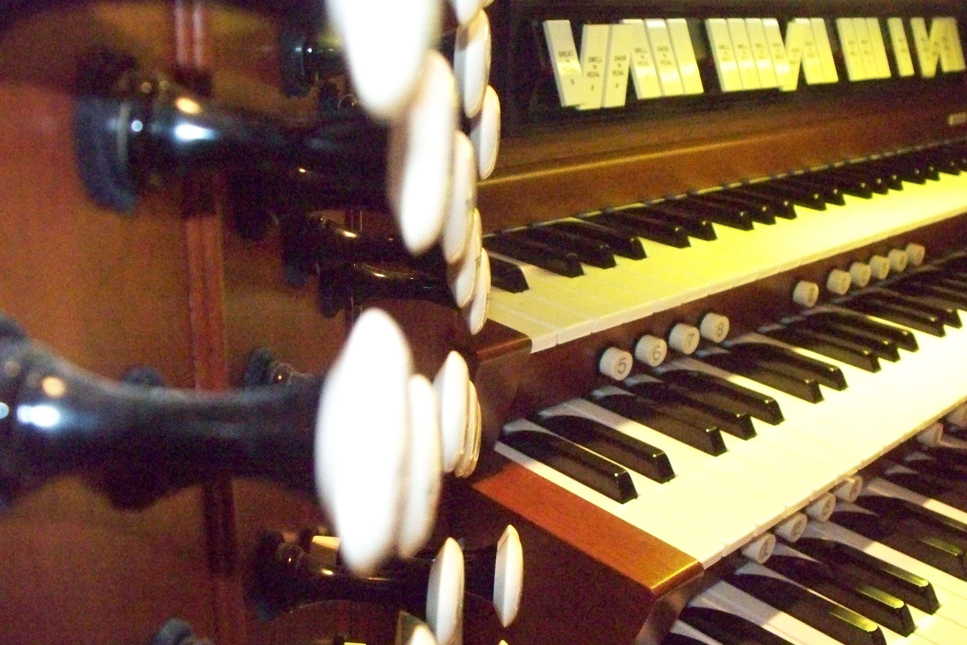 24-rank pipe organ