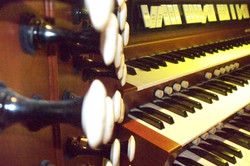 24-rank pipe organ