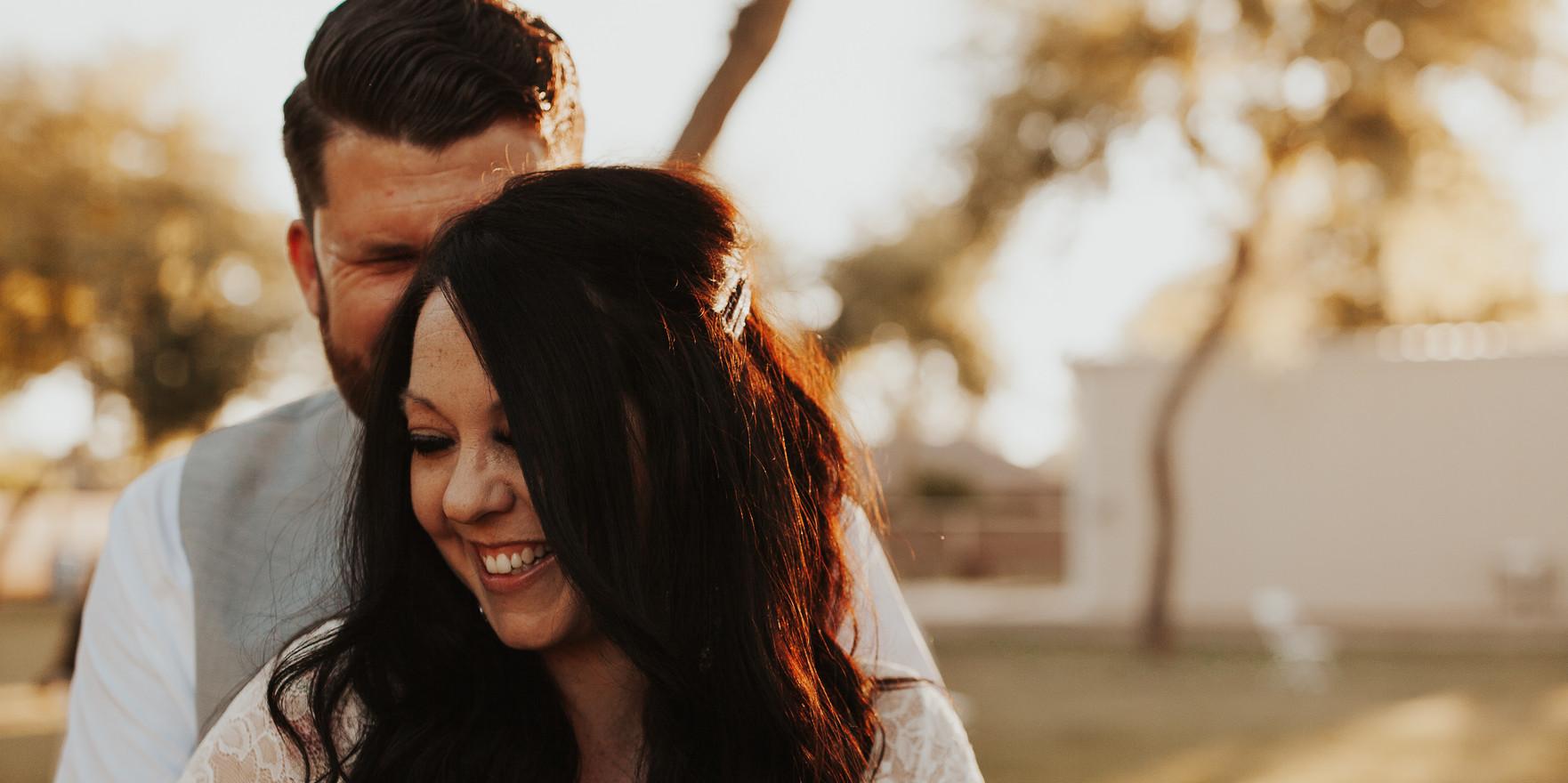 Kristi and Doug