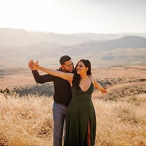 Mayra & Miguel Engagement