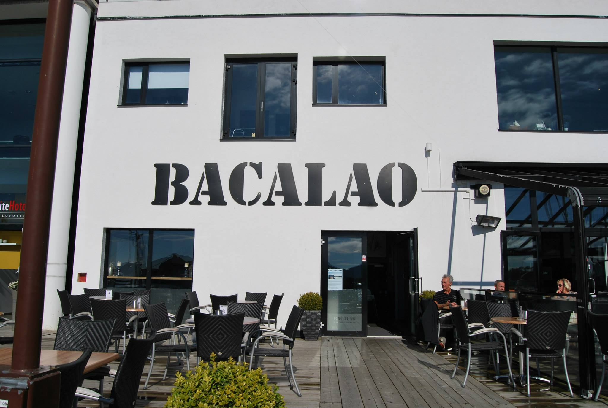 Bacalao resturant