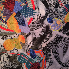 CHAOS QUILT 1: hunting comfort