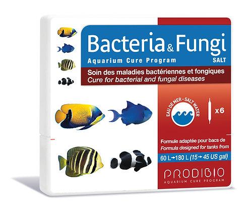 Bacteria & Fungi Salt 6 vials
