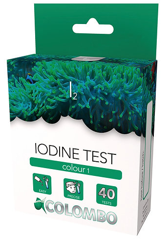 IODINE MARINE WATER TEST KIT