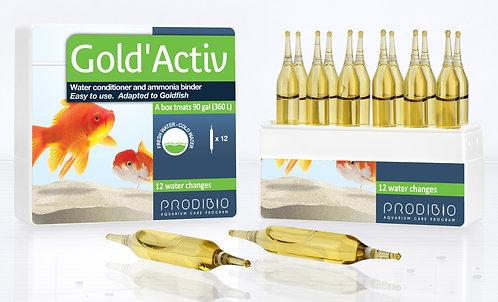 Gold'Activ 12 vials