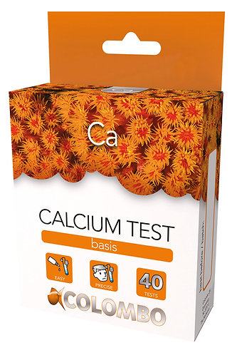 CALCIUM MARINE WATER TEST KIT