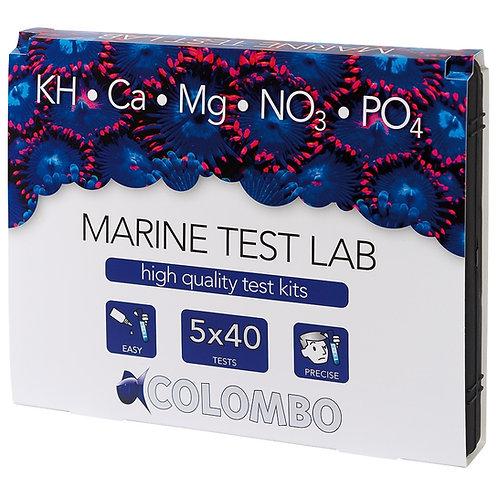 MARINE TEST LAB (KH-CA-MG-NO3-PO4) COLOMBO