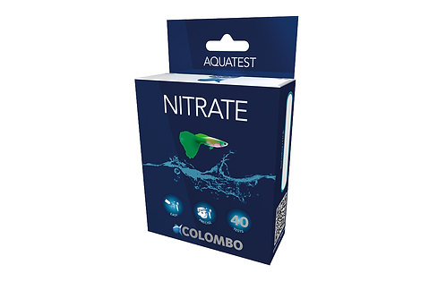 Nitrate FRESHWATER TEST KIT
