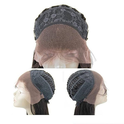 FULL LACE WIG'S - NATURAL HAIR