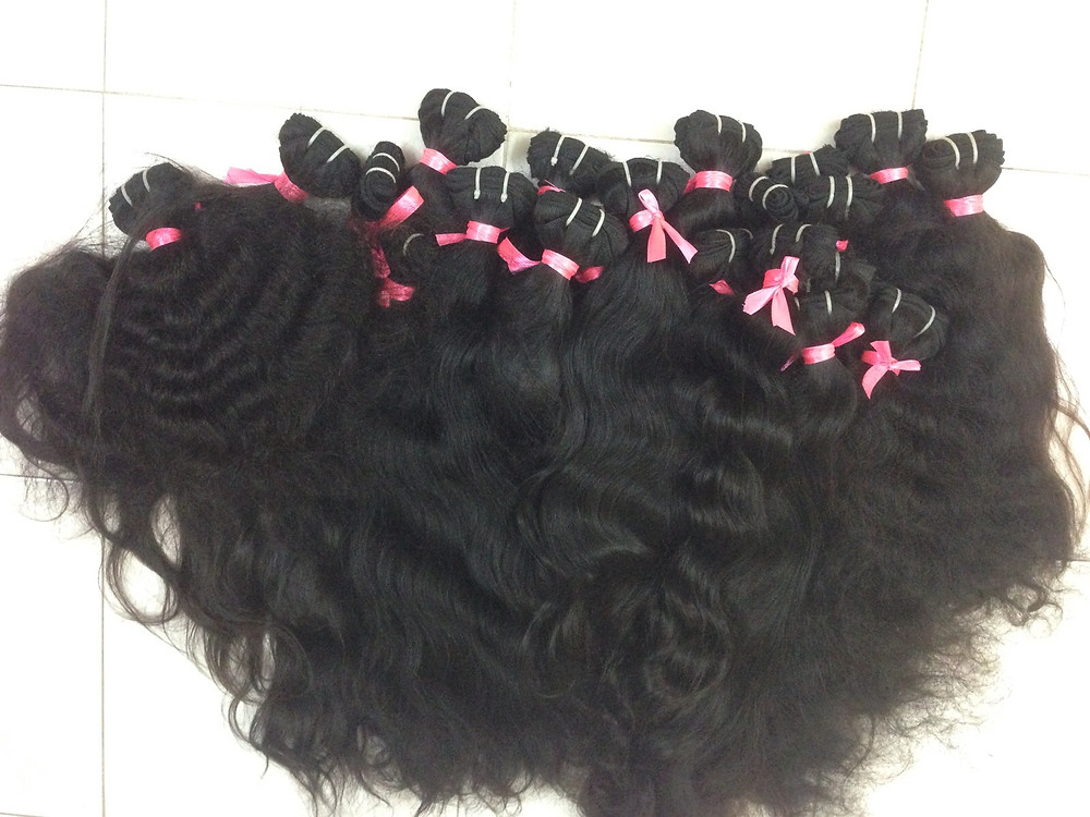 cuticle aligned hair