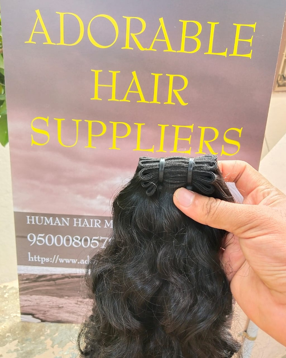 wholesale hair vendors in india