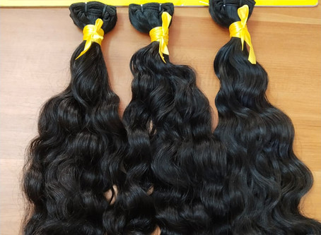 Collecting & Selling South Indian Temple Hair isn't an Easy job.100% Cuticle Aligned Raw Temple Hair