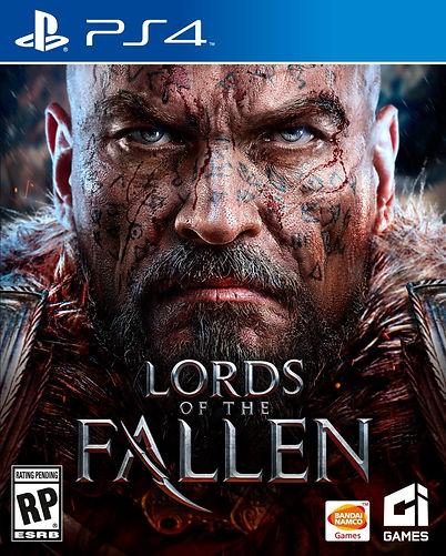 Emilia Rovira Lords of the Fallen