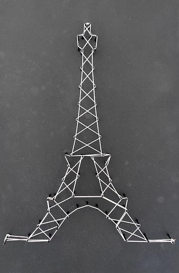 Tour Eiffel (senza cielo), Parigi, Francia 🇫🇷