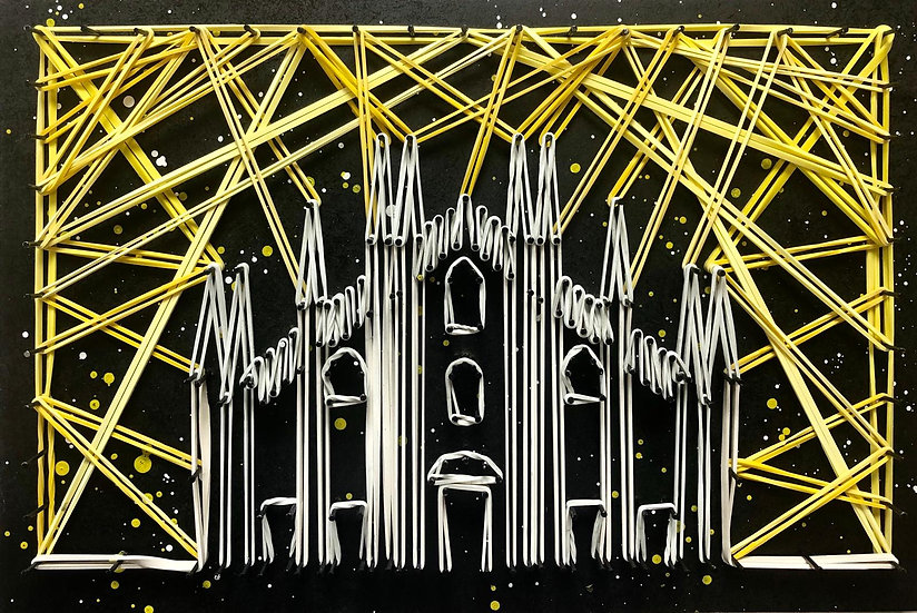Duomo di Milano (con cielo), Milano, Italia 🇮🇹