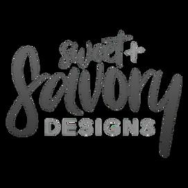 Sweet Savory Designs