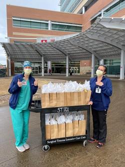 ICU Nurse Gift Giving