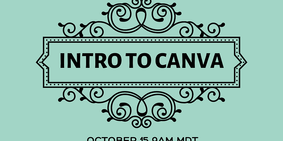 Intro to Canva
