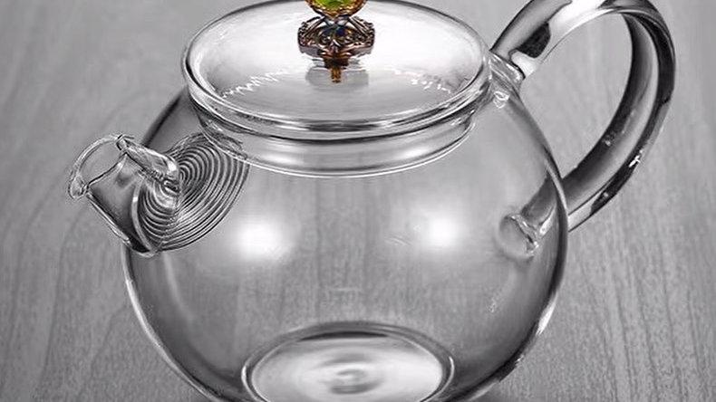 glass teapot  200ML