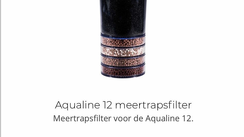 Meertrapsfilter Aqualine 12