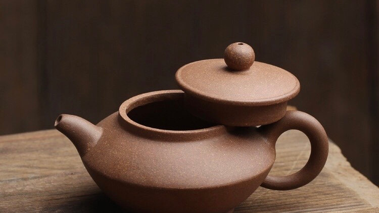 Clay tea pot zisha