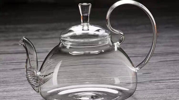 Glass teapot 600ML