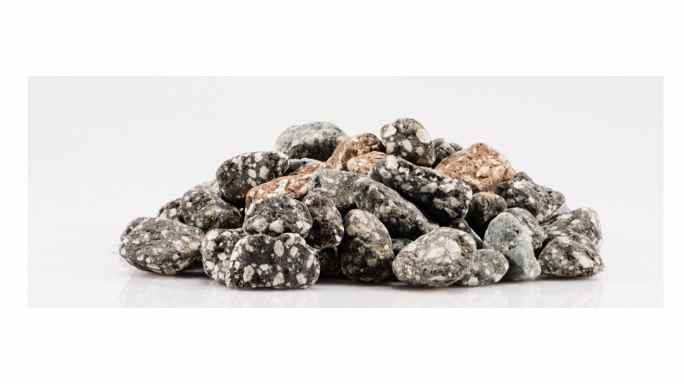 set mineraalstenen voor de CM 101