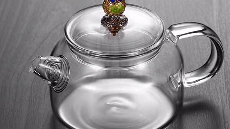 glass teapot 180ML
