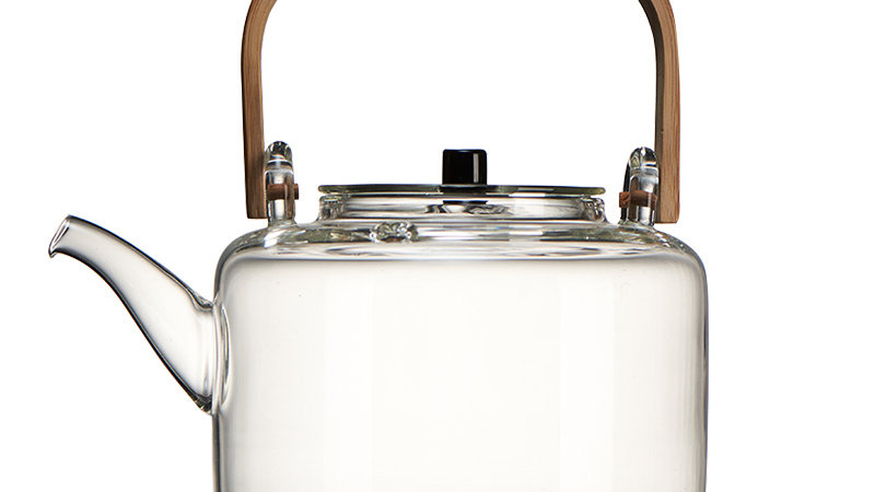 glass tea/waterpot
